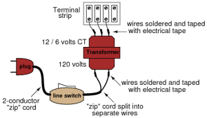 Transformer—Power Supply | AC Circuits | Electronics Textbook