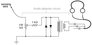 Sensing AC Electric Fields | AC Circuits | Electronics