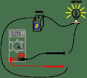 Basic Ammeter Use   Basic Electricity Worksheets