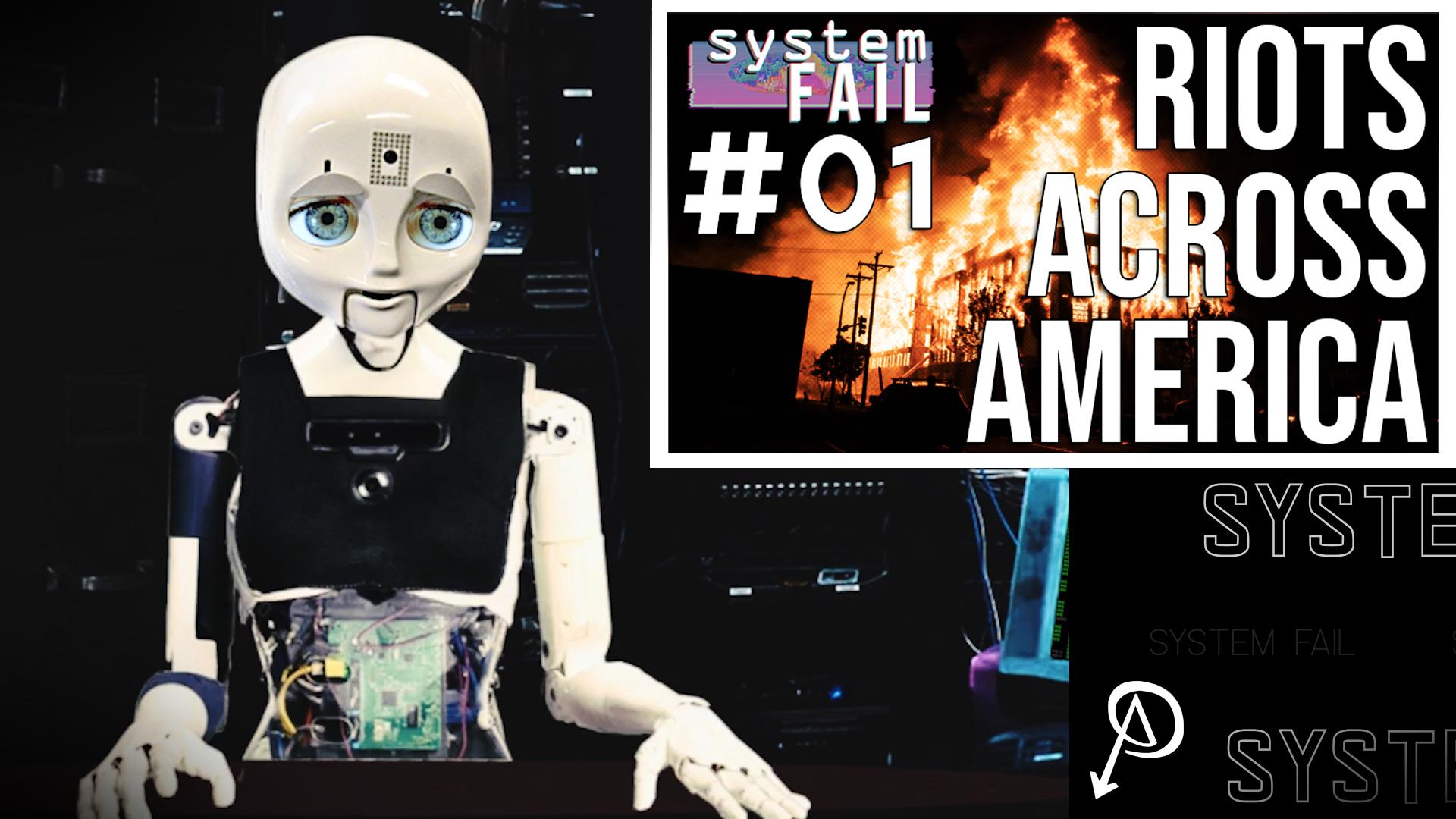 System Fail 01: Riots Across America