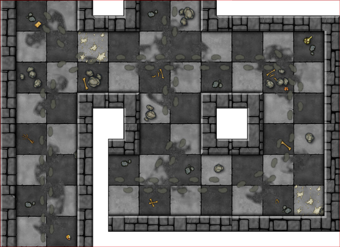 2d Corridor Tiles