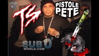 PISTOLE PETE of the TERROR SQUAD!