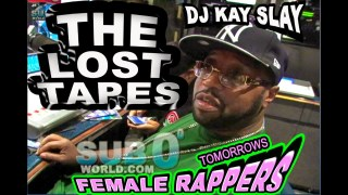 LOST TAPES 2 WITH DJ KAY SLAY MADAM MURDA, KRYS-STYLE, VAIN, NINA B, FAN$Y and more