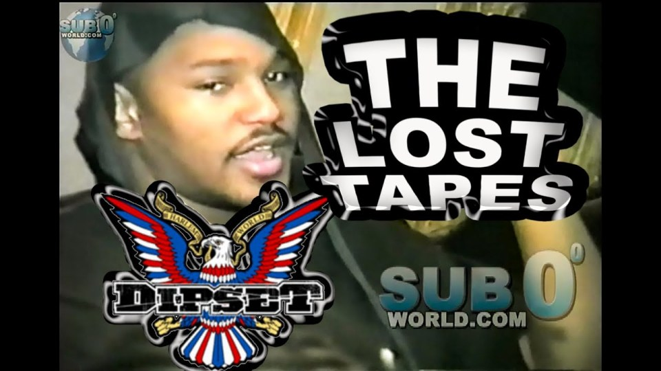 LOST TAPES #3 CAMRON, JIM JONES & FREEKEY ZEKEY!!