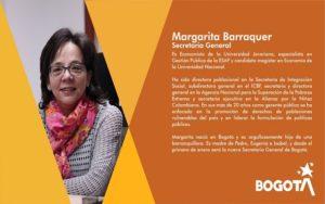 Resultado de imagen para Margarita Barraquer secretaria