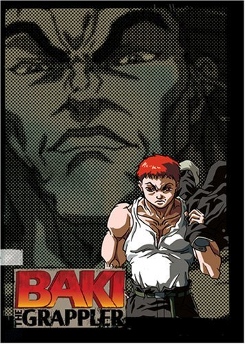 Baki the Grappler (1ª Temporada ) | Grappler Baki Episódio 008
