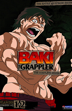 Grappler Baki: Saidai Tournament Hen (2º Temporada) Episódio 017