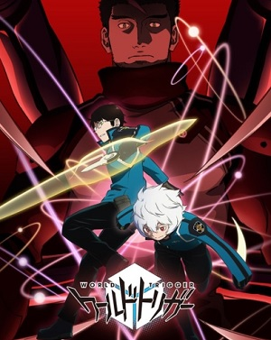 World Trigger 2 Episódio 006