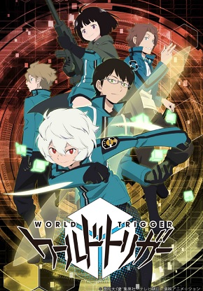 World Trigger Episódio 050