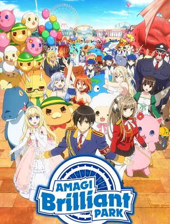 Amagi Brilliant Park Episódio 003