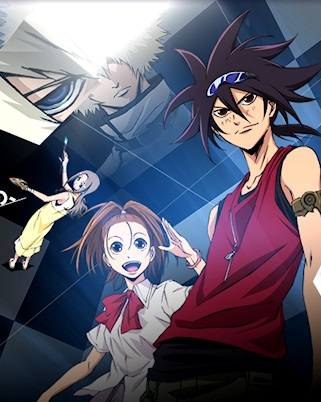 Phi Brain: Kami no Puzzle (1ª Temporada) Episódio 020