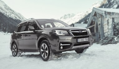 new forester 2016