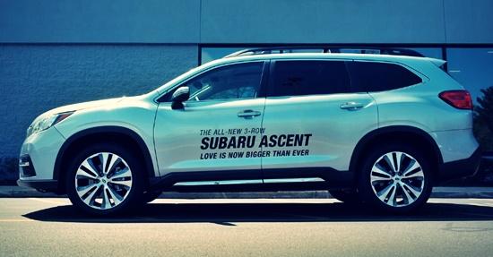 2021 Subaru Ascent USA Rumors, Changes