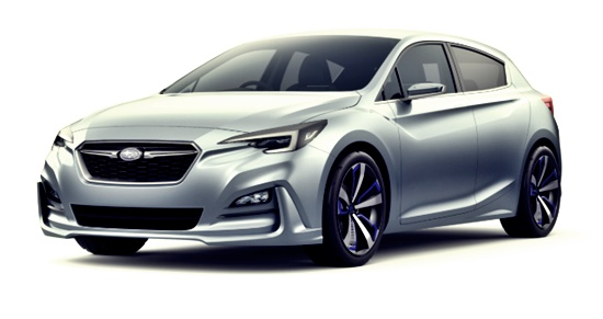 2021 Subaru Impreza Hatchback USA Rumors