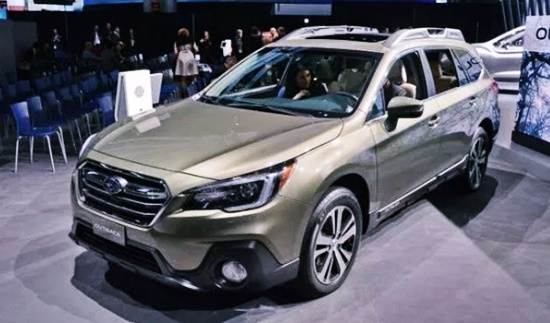 2021 Subaru Outback Touring - Car Wallpaper