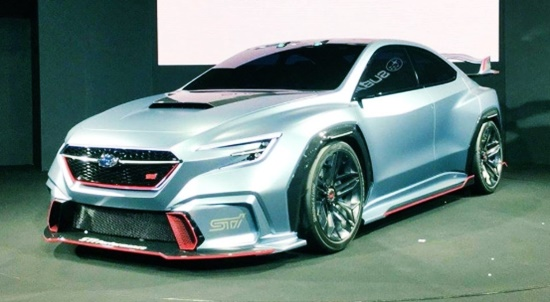 New Subaru Impreza WRX STI 2021 Redesign | Subaru Car USA