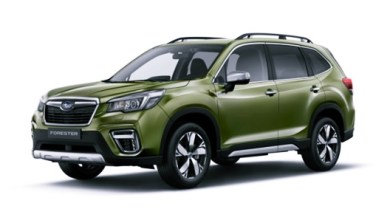 Photo of 2020 Subaru Forester E-Boxer Hybrid Australia
