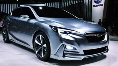 Photo of 2020 Subaru Impreza Hatchback Redesign