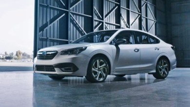 Photo of 2020 Subaru Legacy 3.6R limited USA