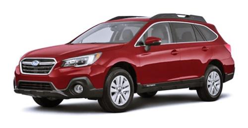 2020 Subaru Outback 2.5i Limited Australia