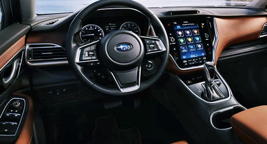 2020 Subaru Outback Turbo Interior