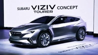 Photo of 2020 Subaru Viziv Tourer Adrenaline Concept