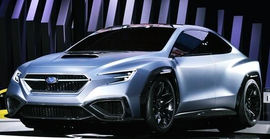 2020 Subaru WRX STI Specs, Cost, Limited