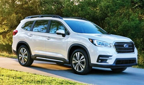2021 Subaru Ascent Release Date, Price