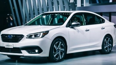 2021 Subaru Legacy Turbo Review, Specs