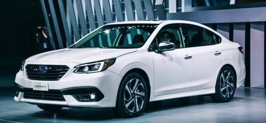 2021 Subaru Legacy Turbo Review, Specs