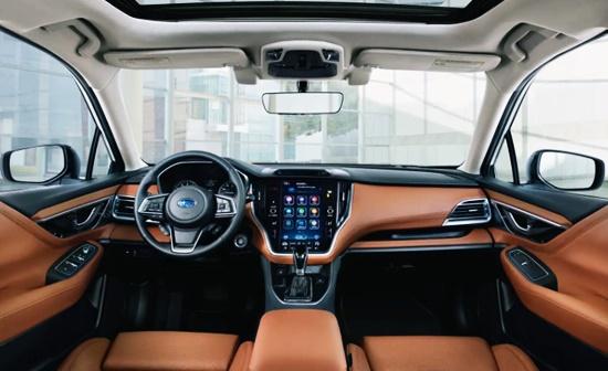 Subaru Legacy 2020 USA Interior