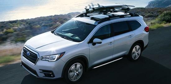 2021 Subaru Ascent Premium Exterior