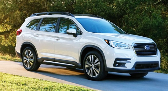 2021 Subaru Ascent Touring Review, Specs