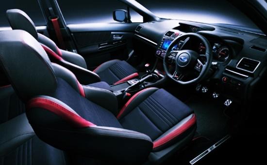 2021 Subaru Levorg STI Interior