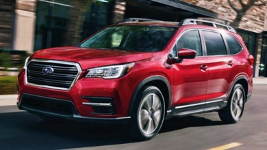 Photo of New 2021 Subaru Ascent Limited Colors