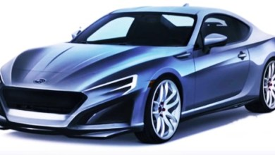 Photo of New 2021 Subaru BRZ Concept