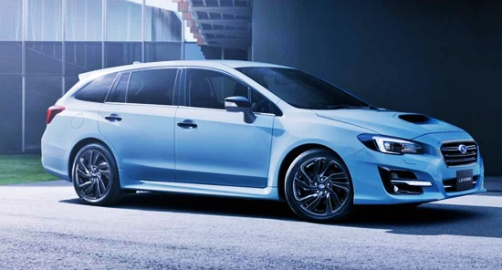 New 2021 Subaru Levorg STI Price, Specs