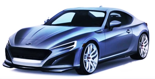 2022 BRZ Rumors The Future of Electric Cars
