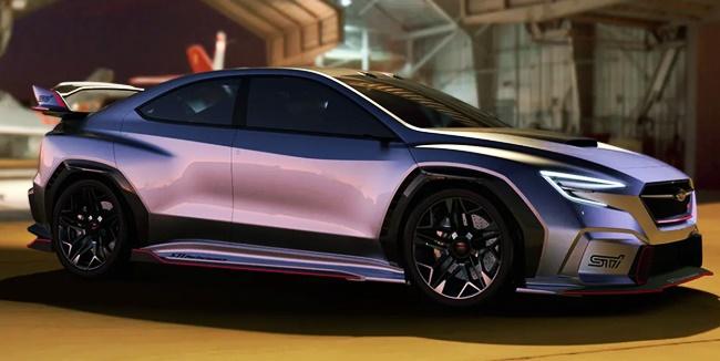 2022 Subaru WRX STI Release Date, Pricing
