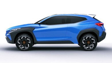 Photo of New 2022 Subaru Crosstrek Redesign