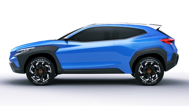 New 2022 Subaru Crosstrek Redesign