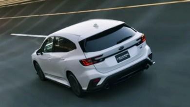 2022 Subaru Levorg Exterior