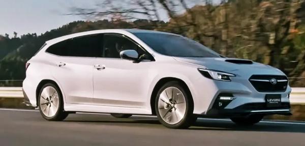 2022 Subaru Levorg Rumors New Features Update