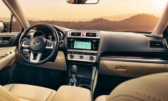 2022 Subaru Outback Wilderness Edition Interior