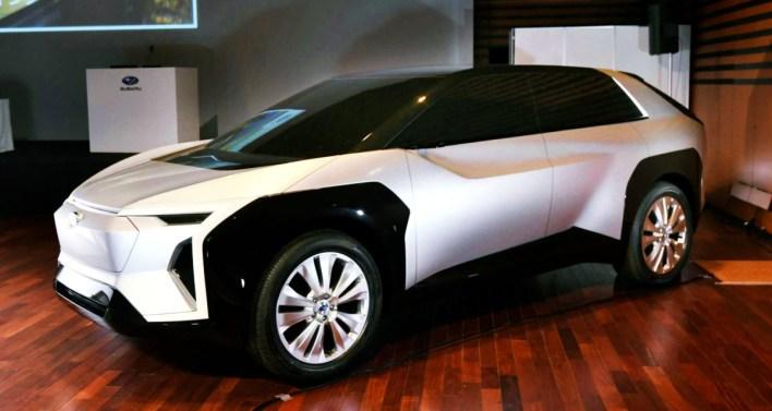 2022 Subaru Evoltis Exterior