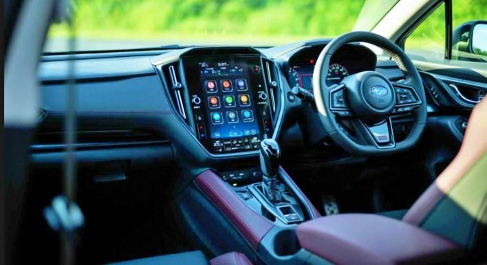 2023 Subaru Levorg Interior
