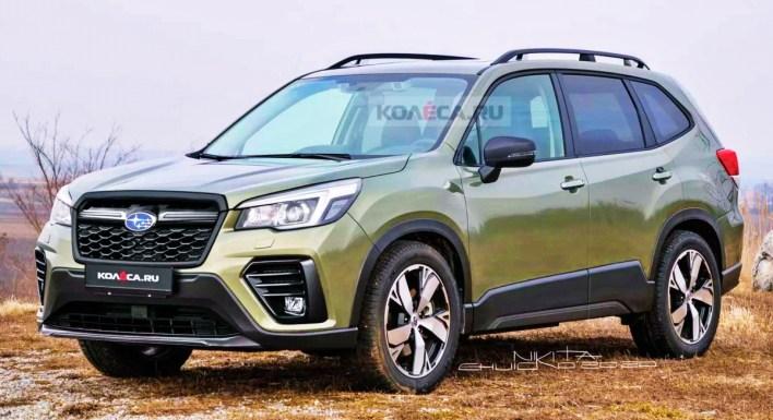 2022 Subaru Forester Release Date Australia