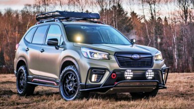 2022 Subaru Forester Wilderness Edition