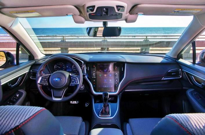 2022 Subaru Legacy Sport Interior