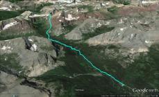 GEarth Track